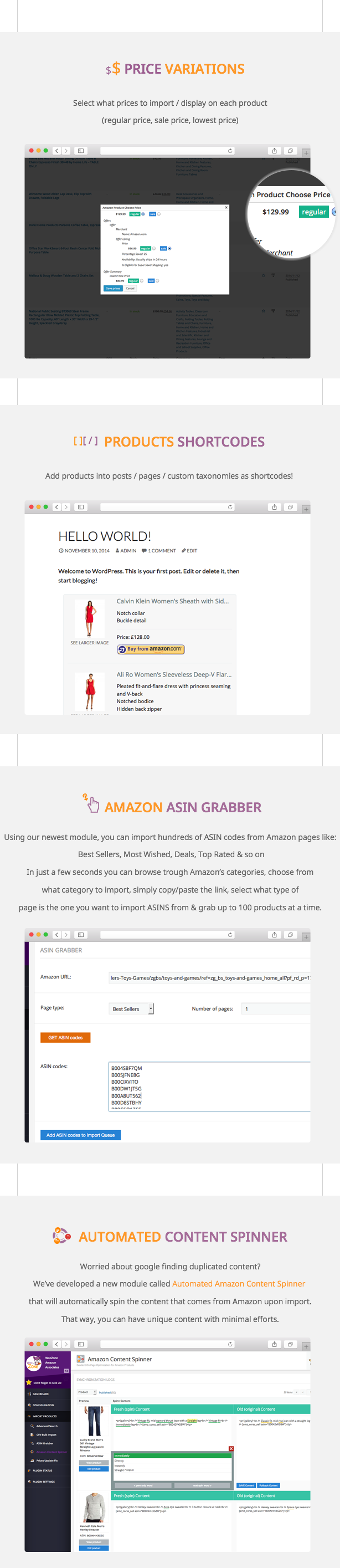 WooCommerce Amazon Affiliates - Wordpress Plugin - 43