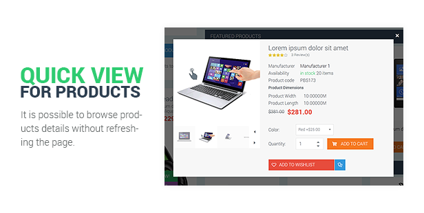 Home Shop - Retail HTML5 & CSS3 Template - 10