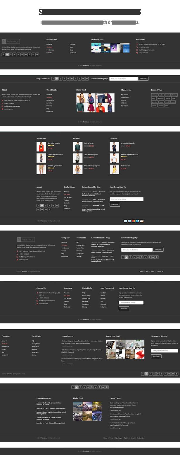 Terminus - HTML Responsive Multi-Purpose Template by Monkeysan ...