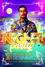 Party Flyer - 8