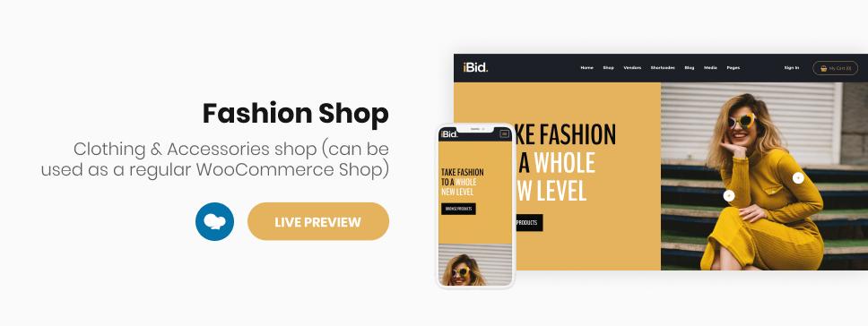 iBid - Multi Vendor Auctions WooCommerce Theme - 17