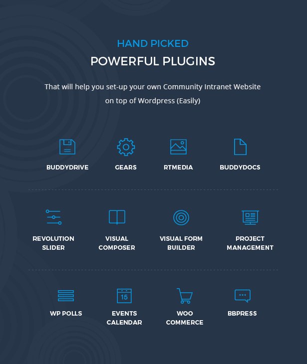 Thrive Handpicked Plugins