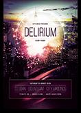 Delirium Flyer