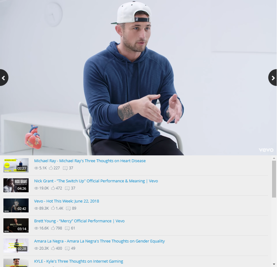 YouTube Feed : User, Channel and Playlist for WordPress
