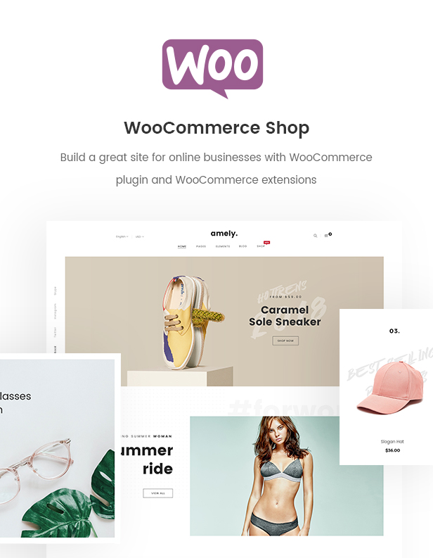 Amely v2.6.2-WooCommerce的Fashion Shop WordPress主题插图30