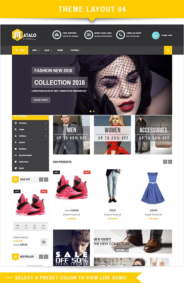 VG Matalo - eCommerce WordPress Theme for Online Store - 25