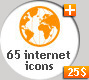 50 Animated Internet & Communication Icons - VideoHive Item for Sale