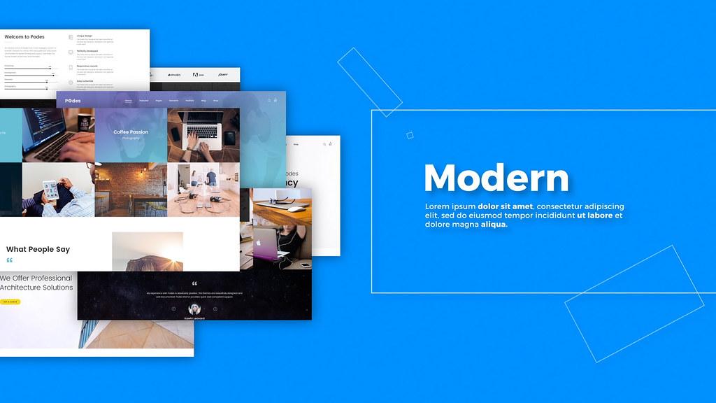 Creative Agency // Website Presentation - 5