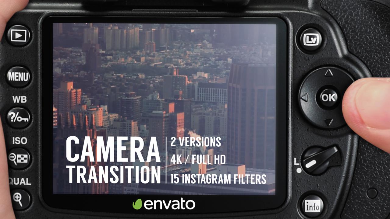 DSLR Camera Transition - 1