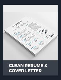 Resume & Cover Letter - 41