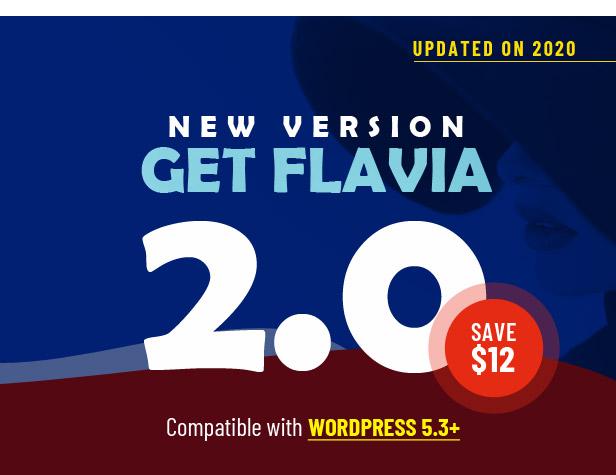 Flavia - Download Responsive WooCommerce WordPress Theme 2020 - 1