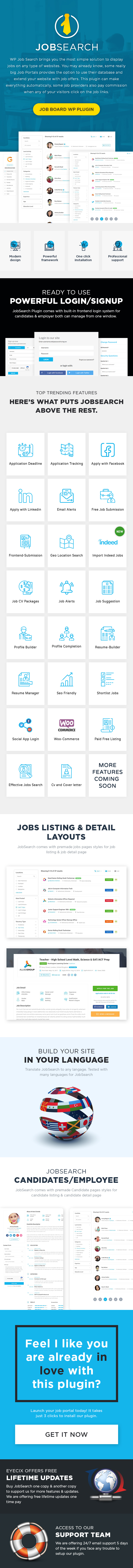 JobSearch WP Job Board WordPress Plugin
