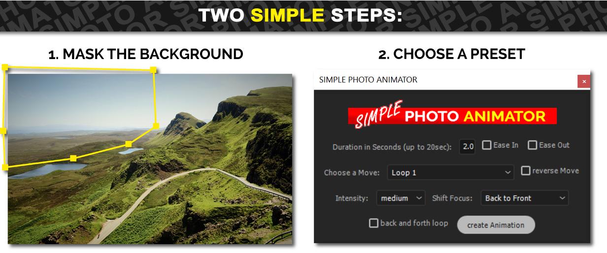 Simple Photo Animator - 2