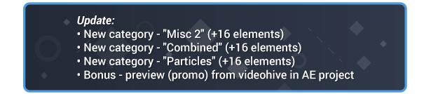 Shape Elements Pack - 3