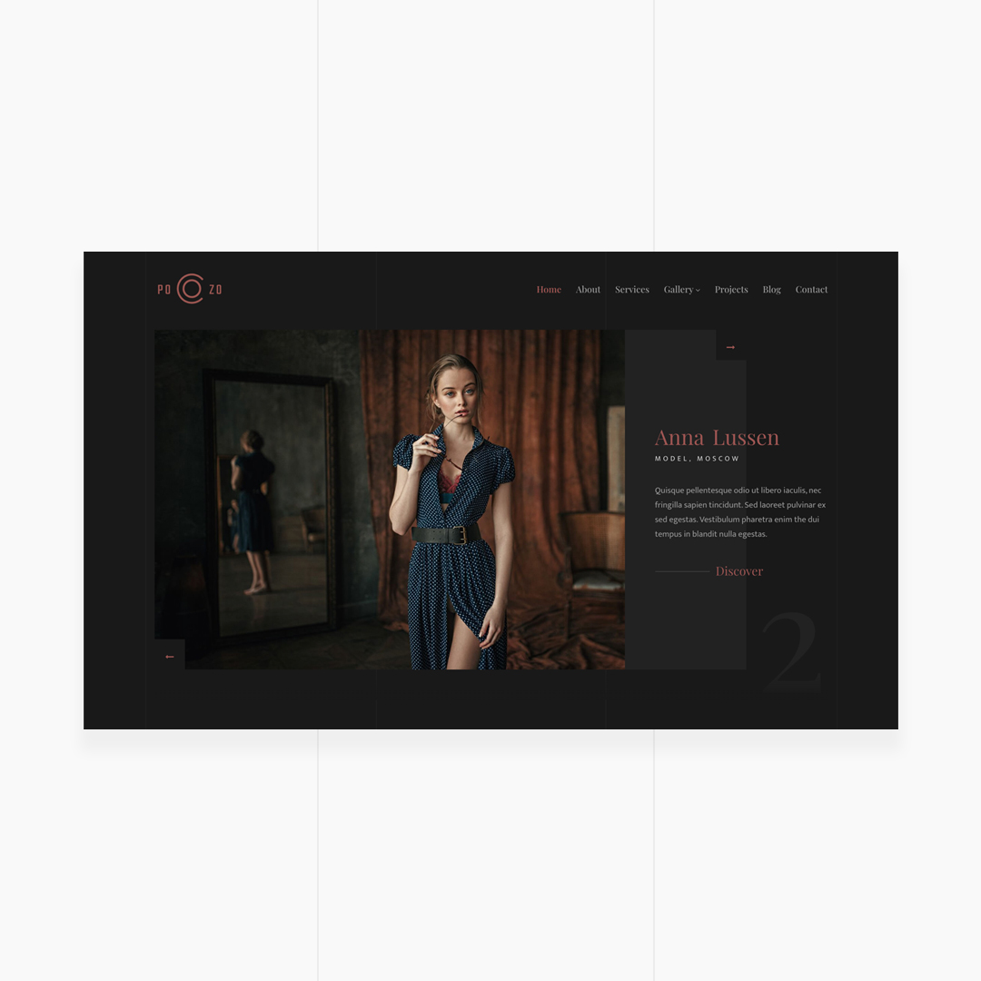 POZO - Creative Photography Portfolio