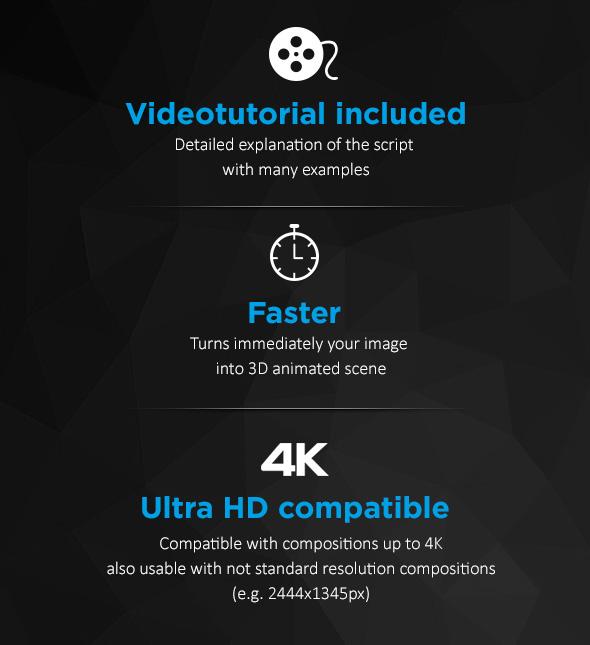 3D Photo Maker - The Script - 5
