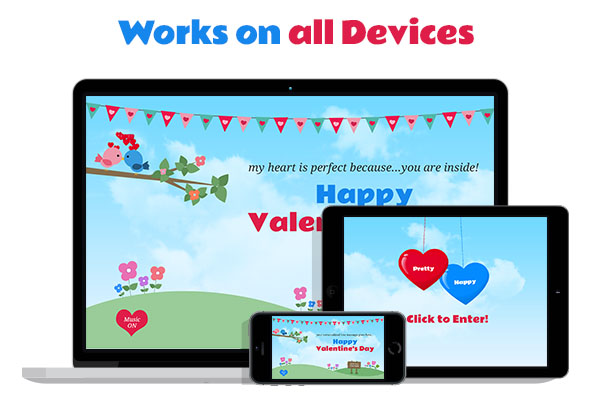 Responsive Greeting - All Devices