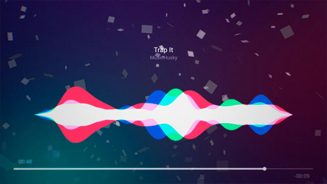 Music Visualizer Pack - 8