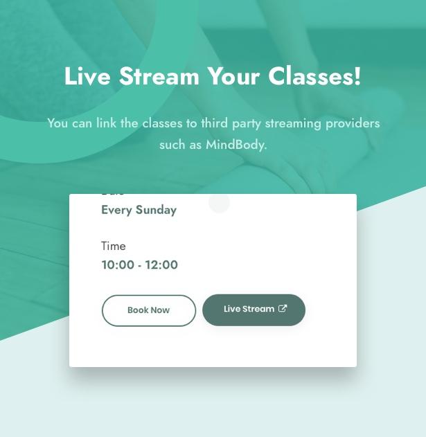 Yoku - Yoga Studio & Ayurveda WordPress - 8