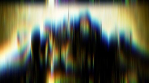 Glitch Twitch RGB TV Noise - 4