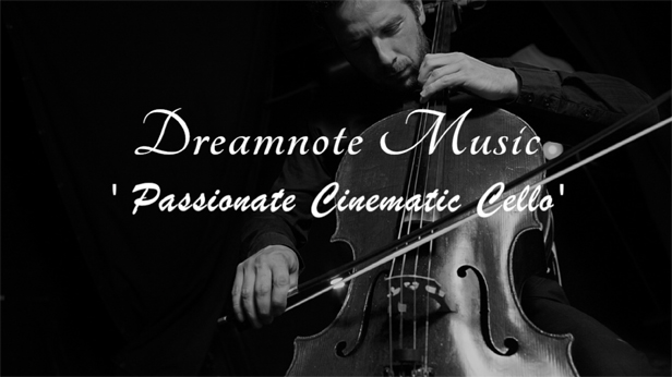 Passionate Cinematic Cello - 2