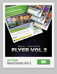 Real Estate Flyer | Vol 04 - 4