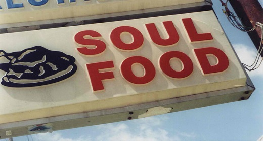 Soul music for Cooking