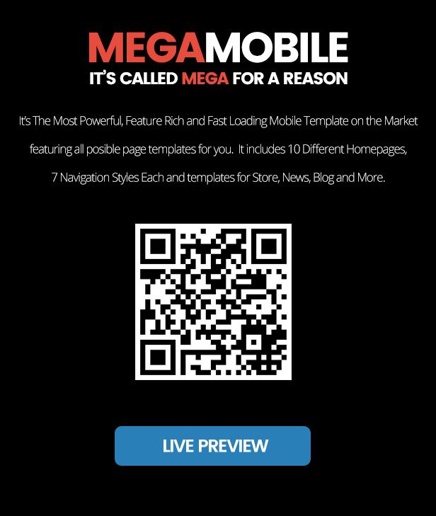 MegaMobile   PhoneGap & Cordova Mobile App - 24