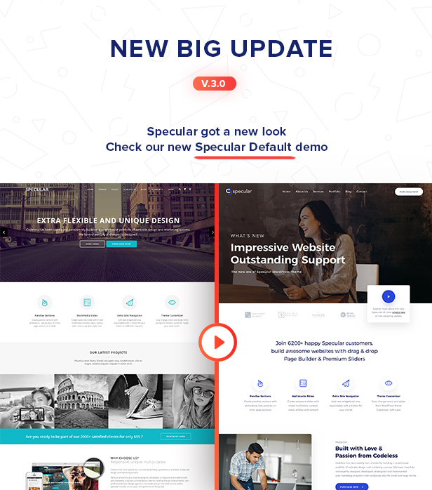 Specular - Responsive Multi-Purpose Business Theme by code