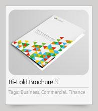 Bi-Fold Brochure 35 - 14