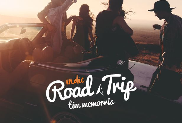 Indie Road Trip - popular upbeat and energetic music