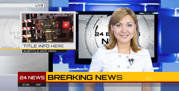 Broadcast Design - Complete News Package 2 - 11