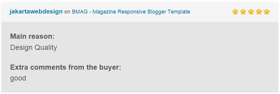 BMAG - Magazine Responsive Blogger Template - 16