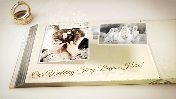 Our Wedding Story - 3