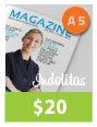 InDesign Magazine Template - 21