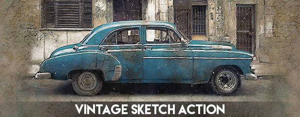 Archi Sketch Photoshop Action - 11