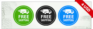 Free Shipping Badges