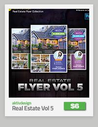 Real Estate Flyer | Vol 04 - 7