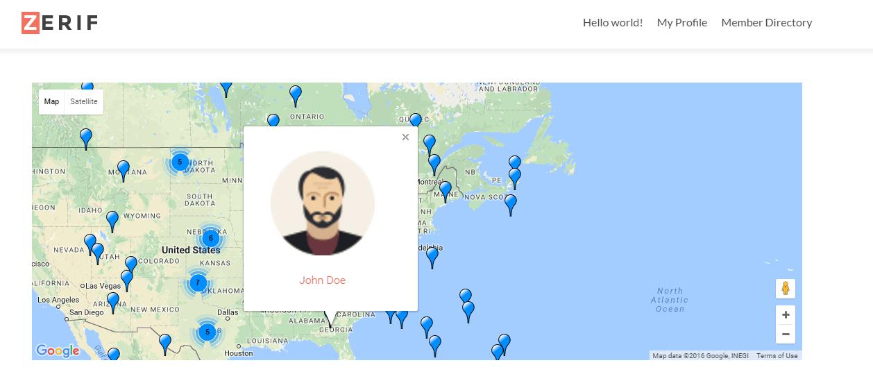 User Profiles Made Easy - WordPress Plugin - 239
