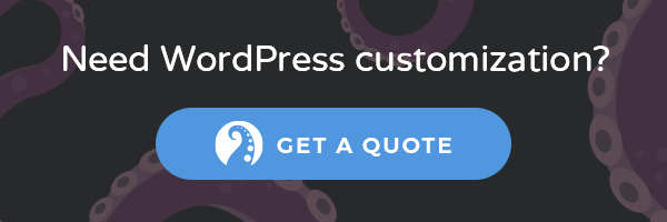 Customize your WordPress theme to your needs