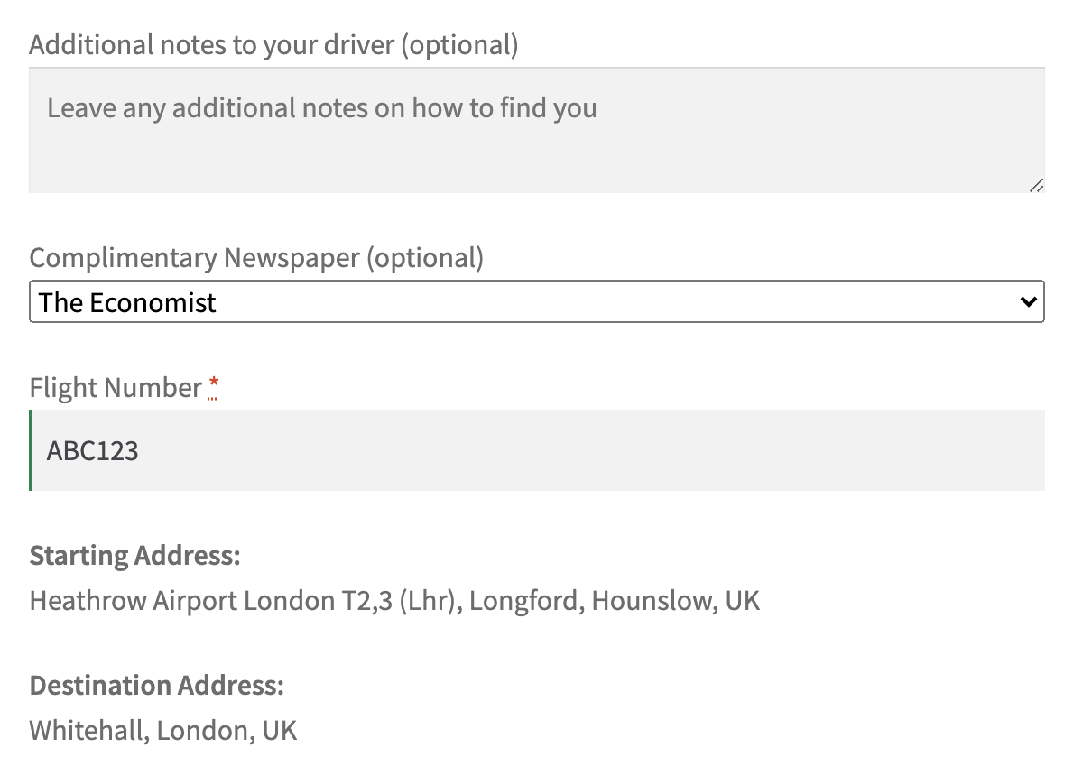 QuickCab: WooCommerce Taxi Booking Plugin - 10