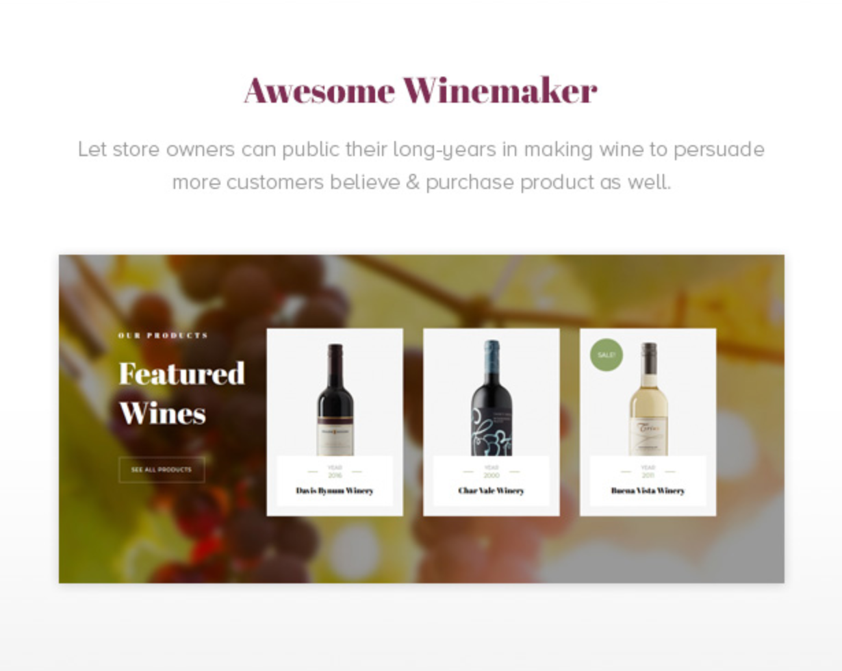 Royanwine Wine Making Procedures for Vinyard, Winery, Wine Makers, Dairy Farm