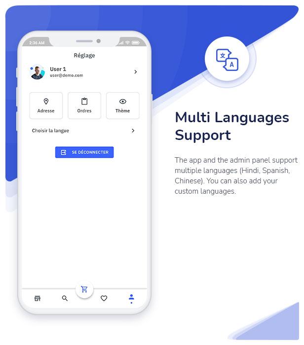 EMall | Multi Vendor E-Commerce Full App - 7