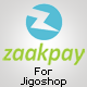 ZaakPay Gateway for Jigoshop