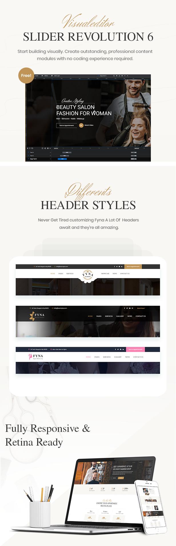 Fyna WordPress Theme