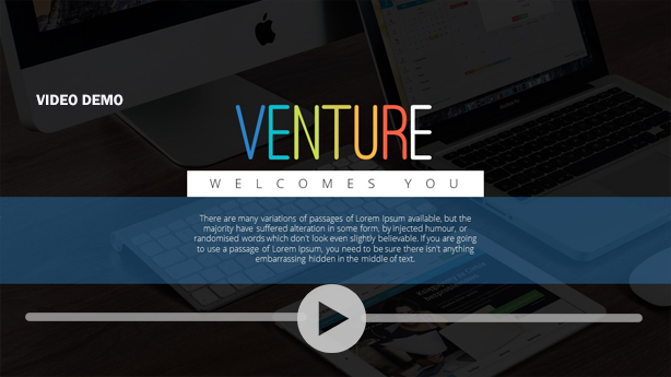 CLICK HERE FOR DEMO VENTURE POWER POINT PRESENTATION