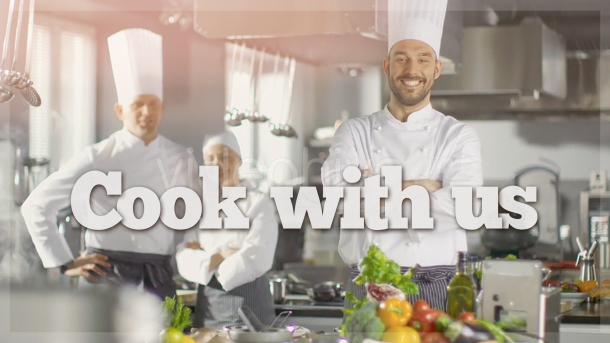 Cooking TV Show Pack 4K - 3