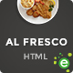 Al Fresco – An eCommerce Restaurant Responsive HTML Template - 6