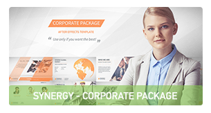 Synergy Corporate Pack