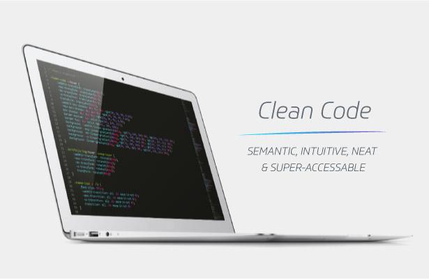 Particle - Modern Tech & Startup HTML Template - 5
